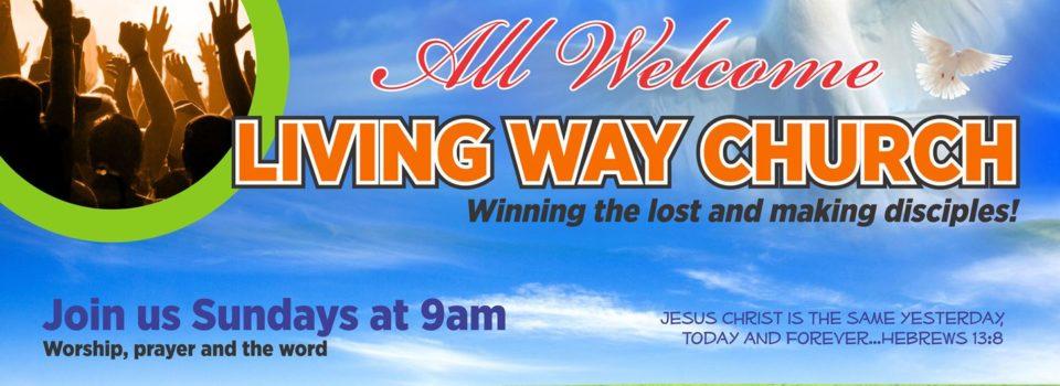 Living Way Church Nadi - Reaching Across Fiji Islands